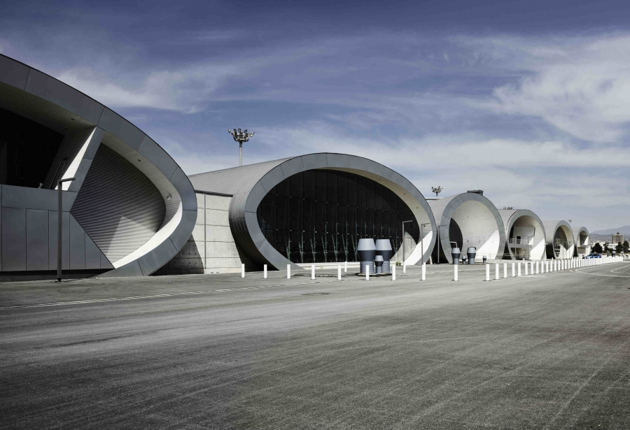 Cyprus Inauguration for New Passenger Terminal on 3rd May 2018
