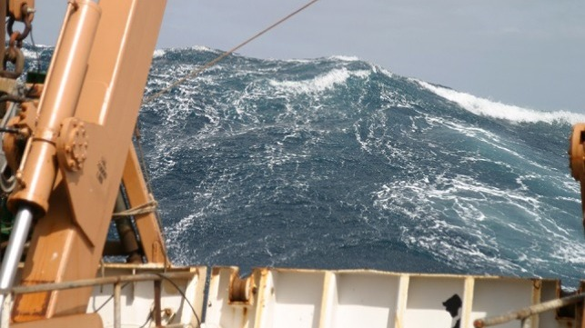 A guide to …….Seasickness :(